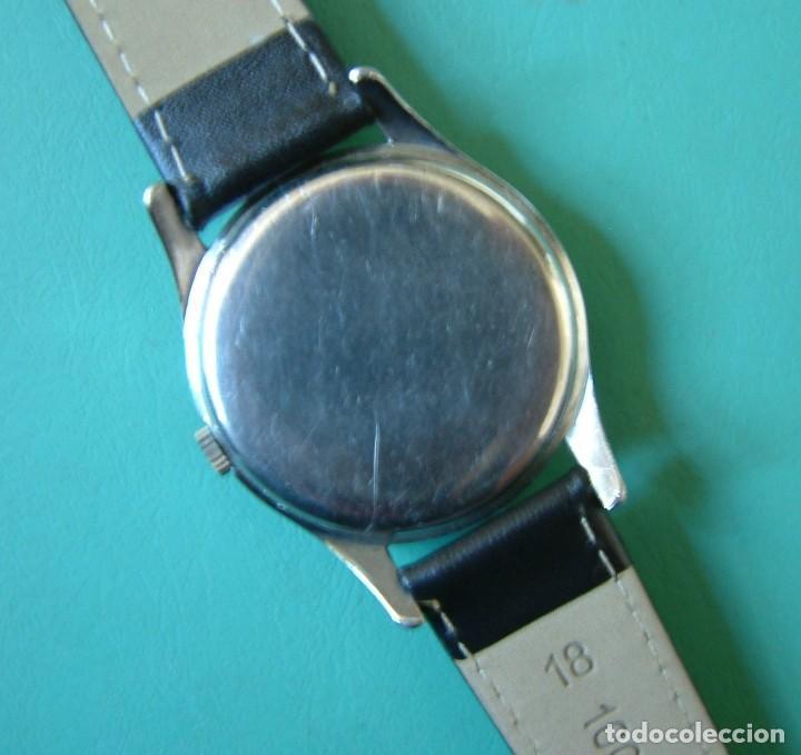 Relojes de pulsera: VINTAGE RELOJ PULSERA MARCA MARVIN CARGA MANUAL FUNCIONANDO - Foto 3 - 97528411