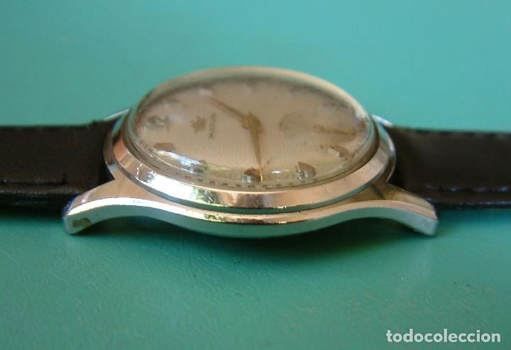 Relojes de pulsera: VINTAGE RELOJ PULSERA MARCA MARVIN CARGA MANUAL FUNCIONANDO - Foto 4 - 97528411