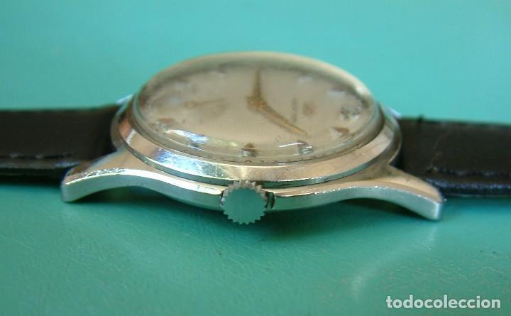 Relojes de pulsera: VINTAGE RELOJ PULSERA MARCA MARVIN CARGA MANUAL FUNCIONANDO - Foto 5 - 97528411