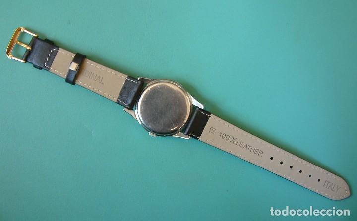 Relojes de pulsera: VINTAGE RELOJ PULSERA MARCA MARVIN CARGA MANUAL FUNCIONANDO - Foto 7 - 97528411