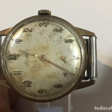 Reloj Duward caja chapada y correa flexible