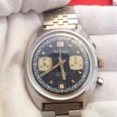 Relojes de pulsera: ANTIGUO CRONOGRAFO CABALLERO FUNCIONANDO . Lote 98146291