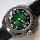 Relojes de pulsera: ERVIL SUIZO DE CUERDA MANUAL AÑOS 70. Lote 98170855