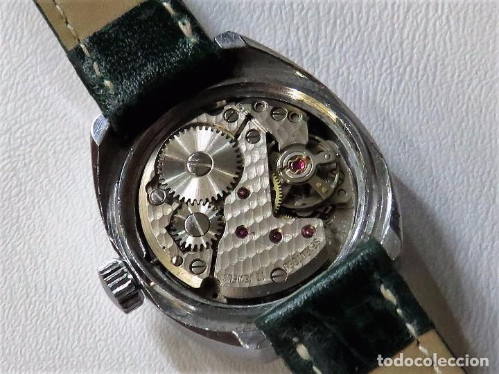 Relojes de pulsera: ERVIL SUIZO DE CUERDA MANUAL AÑOS 70 - Foto 9 - 98170855