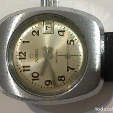 Relojes de pulsera: RELOJ TORMAS CARGA MANUAL EN CAJA DE ACERO VINTAGE MUY BONITO . Lote 98658139