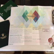 Relojes de pulsera: ROLEX SUBMARINER PROCEDENTE DE HERENCIA FAMILIAR.. Lote 98884514