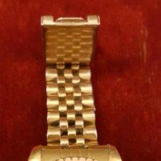 Relojes de pulsera: RELOJ DE PULSERA. BASSEL. CAJA EN ACERO CHAPADO EN ORO. CIRCA 1970. . Lote 99432683