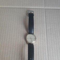 Relojes de pulsera: RELOJ DE PULSERA AÑOS 40 50 JAEGER LECOULTRE DE COLECION MÁQUINA ESTRENAR FUNCIONA RESPETO EN PUJAS. Lote 100574975