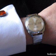 Relojes de pulsera: RELOJ DE PULSERA POLES DE LUXE. Lote 99710471