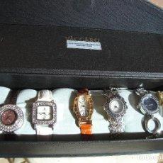 Relojes de pulsera: COLECCION DE 6 RELOJES DE PULSERA.. Lote 99789783