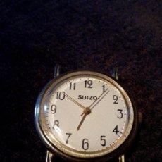 Relojes de pulsera: SUIZO,ANTIGUO RELOJ CARGA MANUAL. Lote 99805823