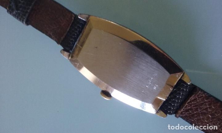Relojes de pulsera: RELOJ VINTAGE MUJER BULOVA CARGA MANUAL CAJA ACERO AÑOS 70 - Foto 6 - 99809679