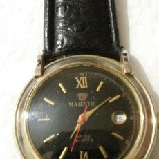 Relojes de pulsera: RELOJ MAJESTIC CUARZO. Lote 100009295