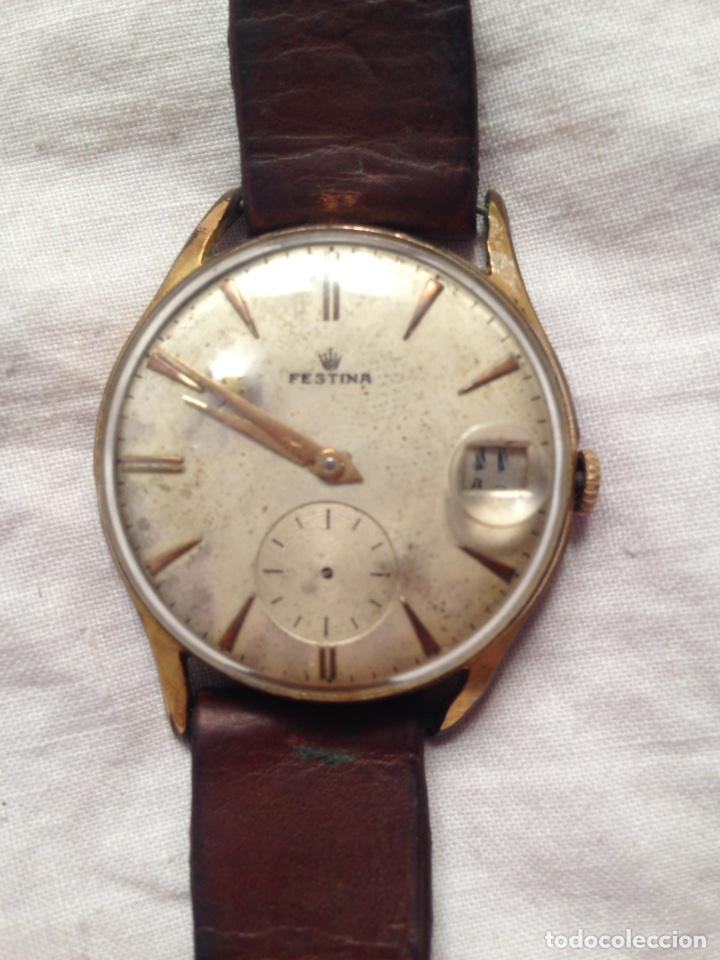 Relojes de pulsera: Reloj festina cuerda - Foto 2 - 100039890
