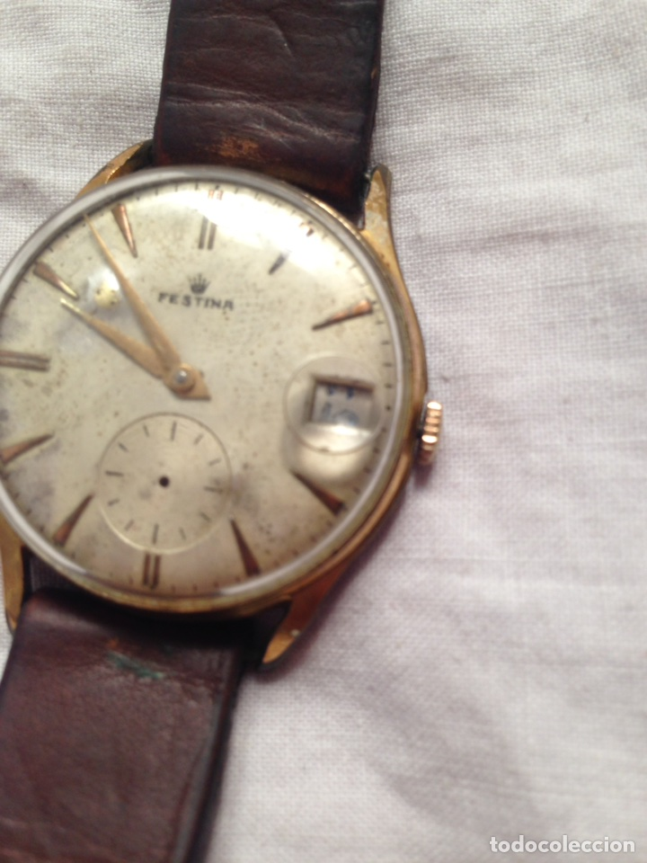 Relojes de pulsera: Reloj festina cuerda - Foto 5 - 100039890