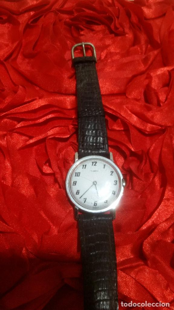 0331dc802b0d 4 fotos PRECIOSO MODELO RELOJ TIMEX AÑOS 70 (Relojes - Pulsera Carga  Manual) ...