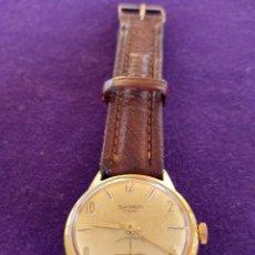 Relojes de pulsera: ANTIGUO RELOJ DE PULSERA CLER WATCH. CARGA MANUAL-CUERDA. EN FUNCIONAMIENTO. AÑOS 50-60.. Lote 100386571
