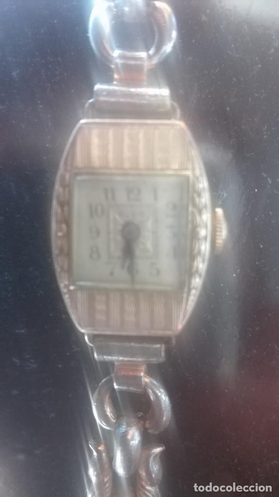 RELOJ SEÑORA KJ.SUIZO.AÑOS 20 (Relojes - Pulsera Carga Manual)