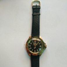 Relojes de pulsera: RELOJ MILITAR RUSO MODELO VOSTOK\ BOSTOK. Lote 100492626