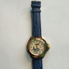Relojes de pulsera: RELOJ MILITAR RUSO MODELO VOSTOK\ BOSTOK. Lote 100492795