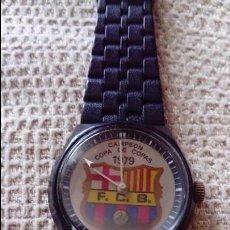 Relojes de pulsera: RELOJ FC BARCELONA 1979 COPA DE COPAS . Lote 101045803