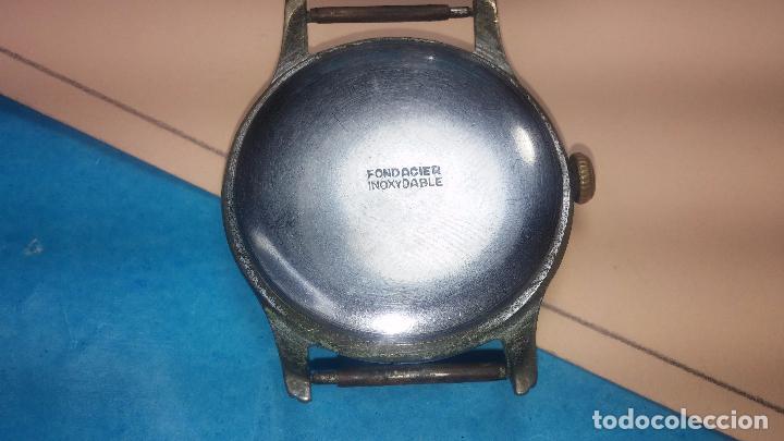 Relojes de pulsera: Botito y muy antiguisimo reloj de cuerda de caballero FORTIS - Foto 10 - 101285619