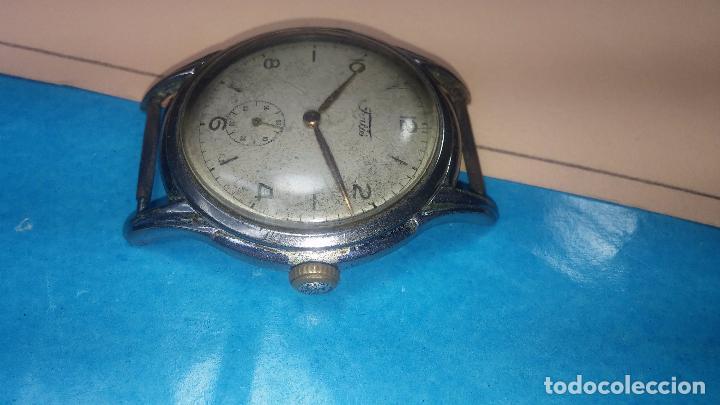 Relojes de pulsera: Botito y muy antiguisimo reloj de cuerda de caballero FORTIS - Foto 12 - 101285619