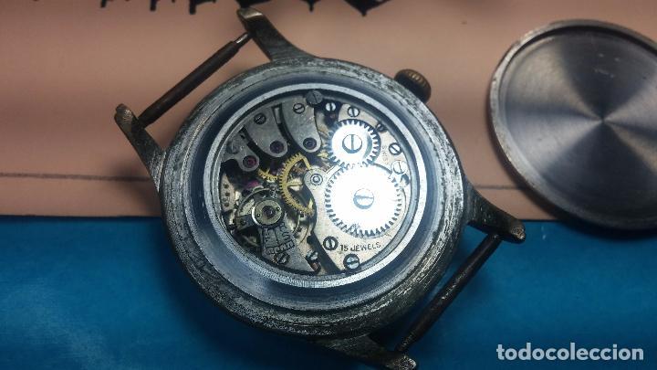 Relojes de pulsera: Botito y muy antiguisimo reloj de cuerda de caballero FORTIS - Foto 17 - 101285619