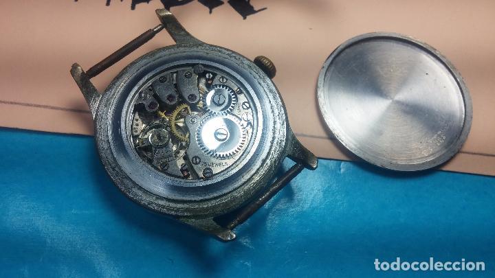 Relojes de pulsera: Botito y muy antiguisimo reloj de cuerda de caballero FORTIS - Foto 18 - 101285619