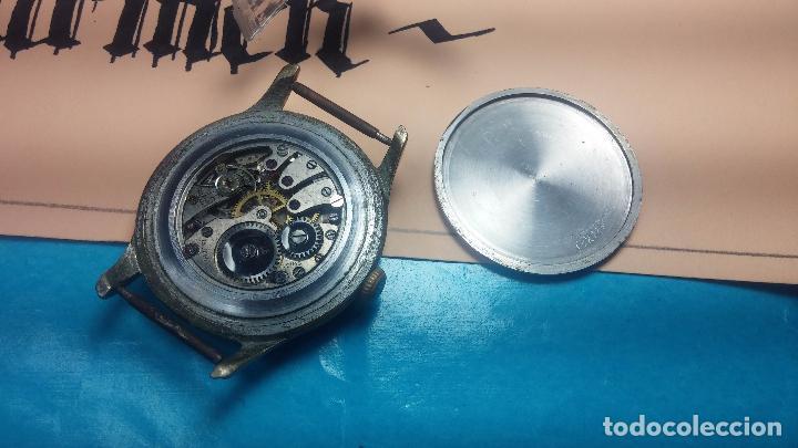 Relojes de pulsera: Botito y muy antiguisimo reloj de cuerda de caballero FORTIS - Foto 19 - 101285619