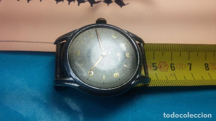 Relojes de pulsera: Botito y muy antiguisimo reloj de cuerda de caballero FORTIS - Foto 20 - 101285619