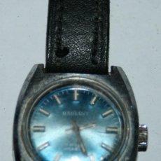 Relojes de pulsera: RELOJ BLUMAR 17 RUBIES INCABLOCK 2238W WATERPROTECTED - MADE IN SWISS. Lote 101312383