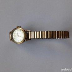 Relojes de pulsera: ANTIGUO RELOJ DE PULSERA PARA MUJER, A CUERDA, EUREN SWISS MADE, FUNCIONA. . Lote 101409819