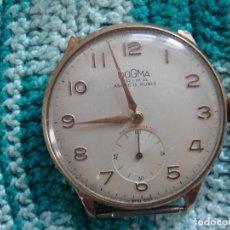 Relojes de pulsera: RELOJ DOGMA PRIMA 10 MICRONS 15 RUBIS. Lote 101756463