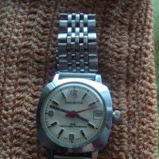 Relojes de pulsera: RELOJ LUCERNE. Lote 101765423