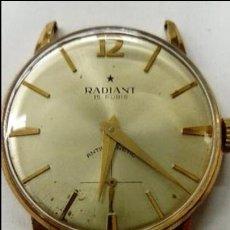 Relojes de pulsera: PRECIOSO RELOJ RADIANT . Lote 101924155