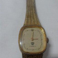 Relojes de pulsera: RELOJ MARCA SEVENTEEN - FUNCIONA - 17 JEWELS. Lote 101978127
