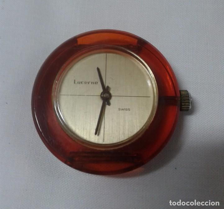 Relojes de pulsera: RELOJ MARCA LUCERNE - FUNCIONA - SWISS - Foto 2 - 101981871