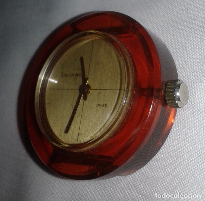 Relojes de pulsera: RELOJ MARCA LUCERNE - FUNCIONA - SWISS - Foto 4 - 101981871