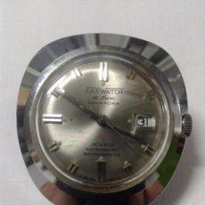 Relojes de pulsera: RELOJ MARCA CASWATCH - NO FUNCIONA - 17 JEWELS. Lote 102004139