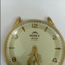 Relojes de pulsera: ÚNICO RELOJ MOREX MONTILLER. Lote 102217519