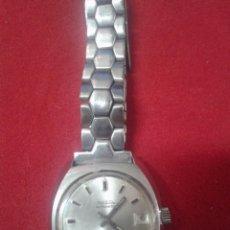Relojes de pulsera: RELOJ MARCA ANSOL - FUNCIONA - 21 JEWELS. Lote 102335179