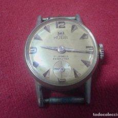 Relojes de pulsera: RELOJ MARCA HOBA - FUNCIONA - 17 JEWELS. Lote 111497116