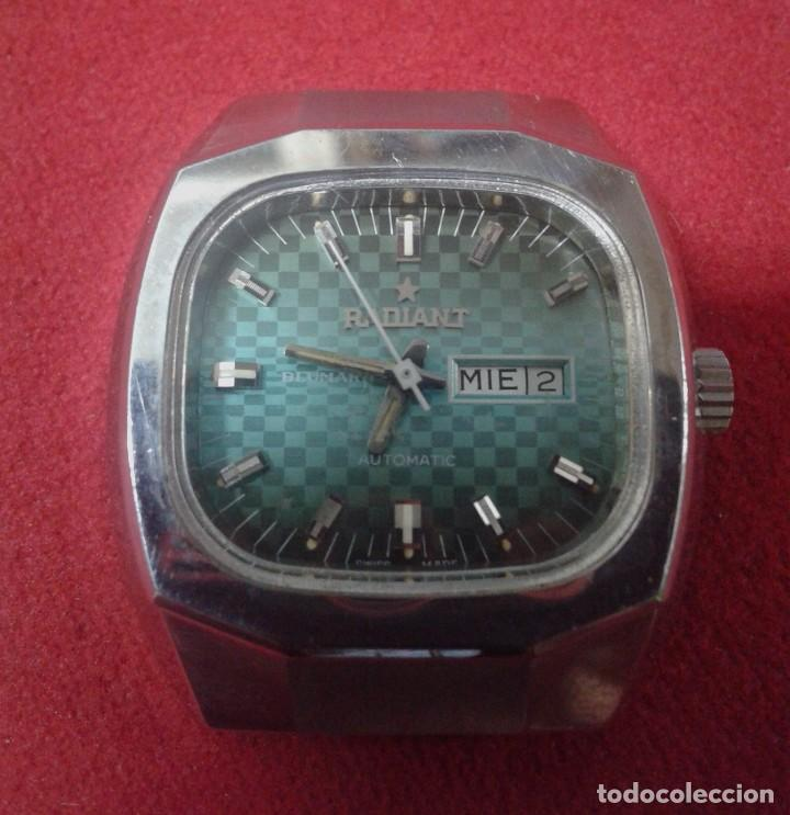 Relojes de pulsera: RELOJ MARCA RADIANT - FUNCIONA - Foto 2 - 102367463