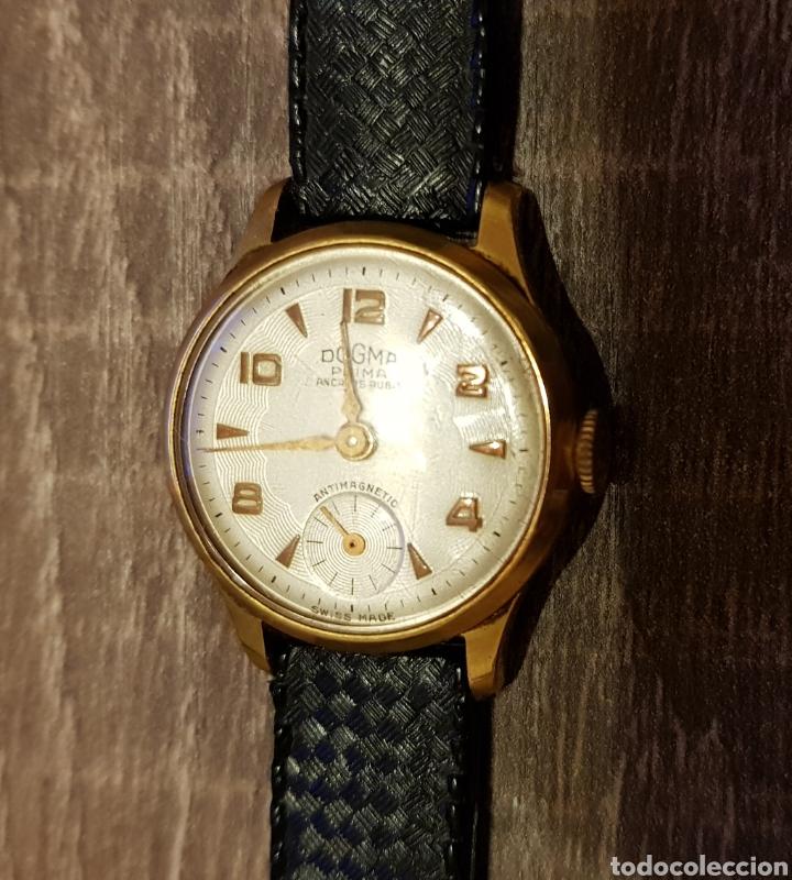 RELOJ DOGMA PRIMA 15 RUBIS ANTIMAGNETIC DE SEÑORA (Relojes - Pulsera Carga  Manual) 310ce5bbb35a