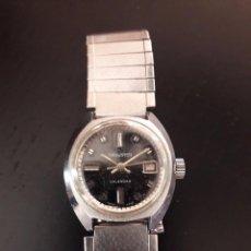 Relojes de pulsera: RELOJ DE PULSERA VINTAGE MARCA CASWATCH CALENDAR, NO FUNCIONA. Lote 102488431