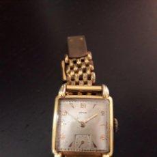 Relojes de pulsera: RELOJ VINTAGE MARCA UNIÓN, NO FUNCIONA. Lote 102488499