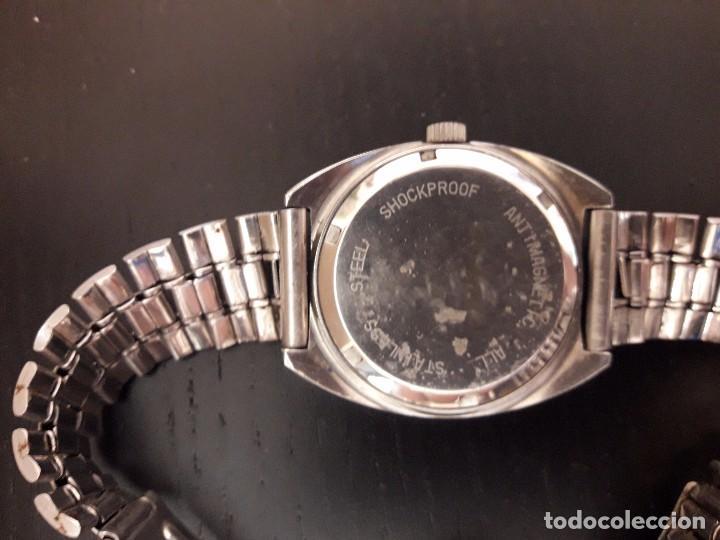 Relojes de pulsera: Reloj Super watch shockproof, funciona - Foto 5 - 102488643
