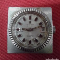 Relojes de pulsera: RELOJ MARCA FESTINA - 21 RUBIS - NO FUNCIONA. Lote 102621387