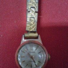 Relojes de pulsera: RELOJ MARCA DUWARD - NO FUNCIONA - 17 RUBIS. Lote 102621867